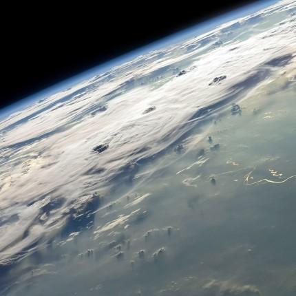 Là, c'est la Terre