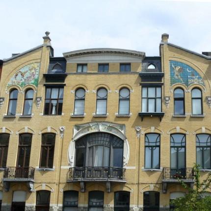Anvers, quartier Zurenborg