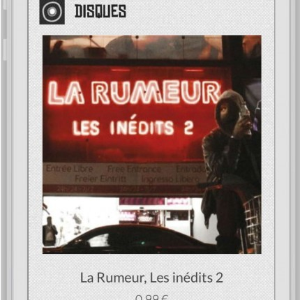 Mobile : disques