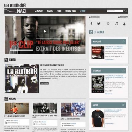 LaRumeurMag.com : Home