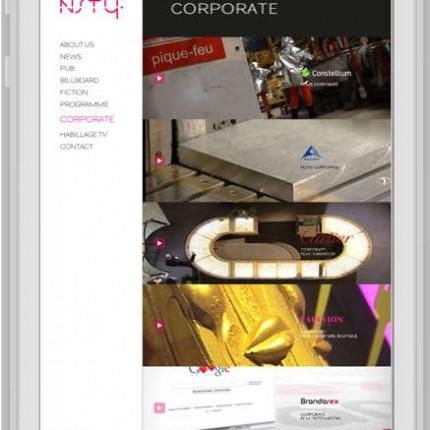 Mobile : corporate