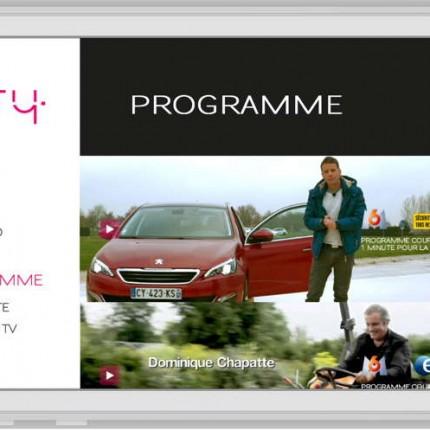 Mobile : programmes