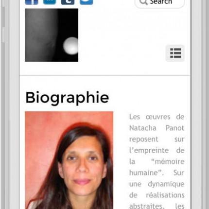 Mobile : biographie