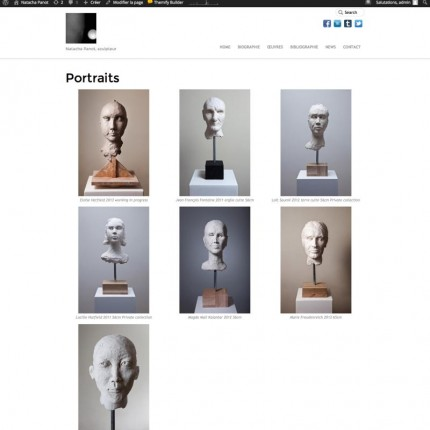 Natacha Panot : Oeuvres (détail)