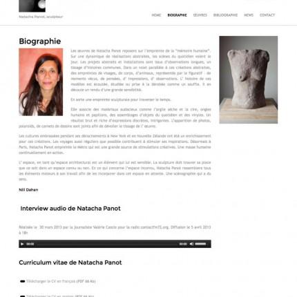Natacha Panot : Biographie