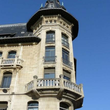 Nancy, Immeuble, 1910, (Emile André & P. Charbonnier)