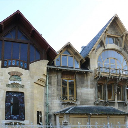 Nancy, Villa Majorelle (Henri Sauvage)