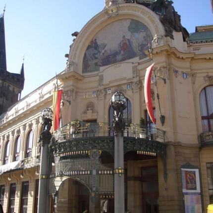 Prague (2004) Art Nouveau