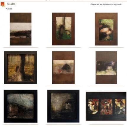 Sandrine Paumelle : Galerie (détail)