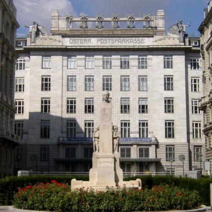 Vienne, Otto Wagner Poste