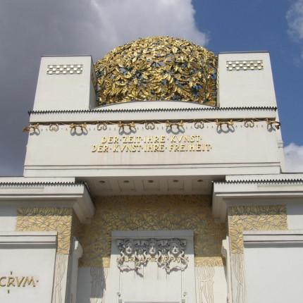 Vienne, Josef Maria Olbrich Secession Pavillon