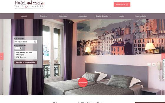 Hotel Odessa Home FR