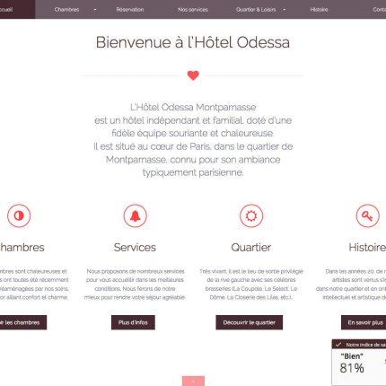 Hotel Odessa Home 2