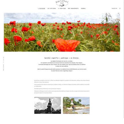 barzhel.com page éditoriale